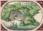 Tanger (Morocco), year 1617