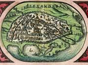 Alexandrie (Egypt), year 1617