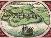 Mines St. George (Guinea), year 1617
