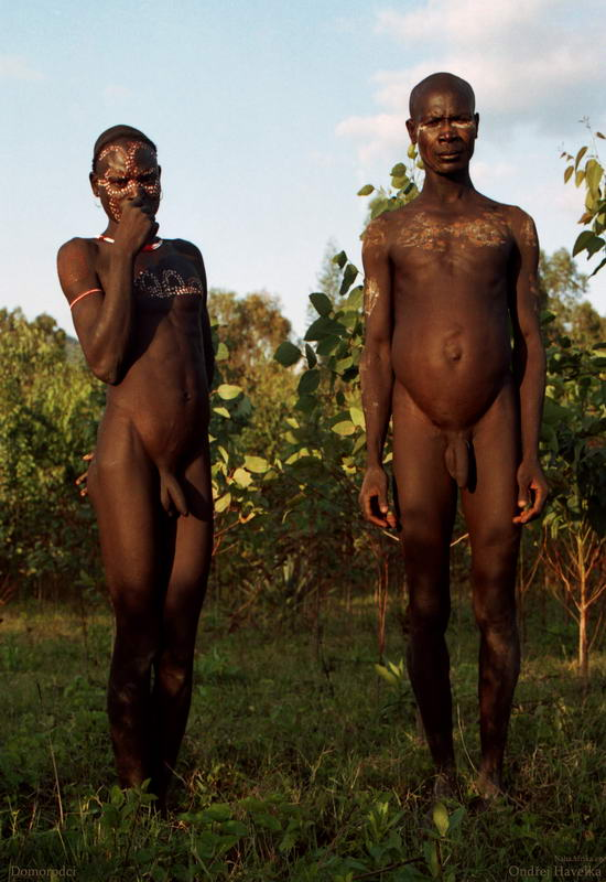 native cultures Nude